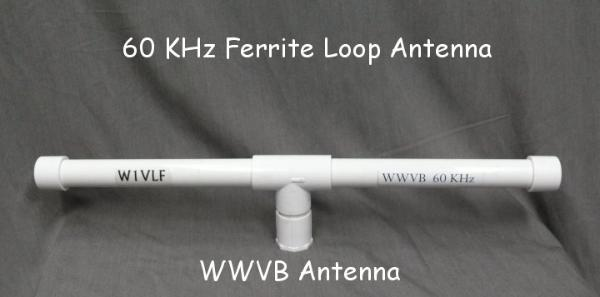 WWVB Frequency Standard Antenna